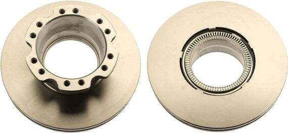Buy TRW Brake Disc DF5075S for DAF at a moderate price