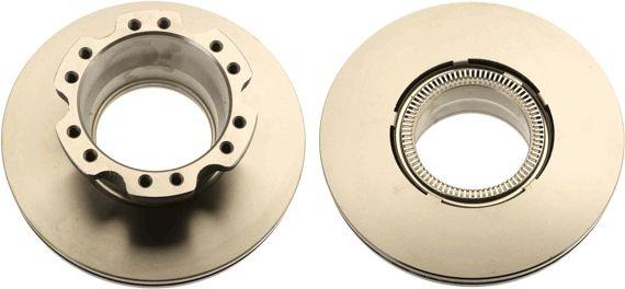Achetez des Disque de frein TRW DF5075S à prix modérés