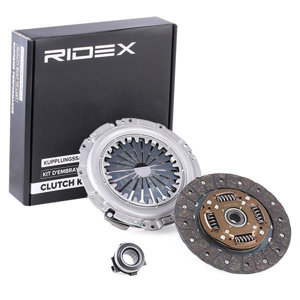 RIDEX: Original Kupplungssatz 479C0090 (Ø: 215mm)