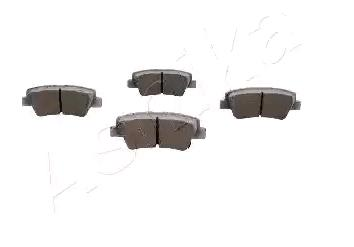 Disk pads 51-0K-K06 ASHIKA — only new parts