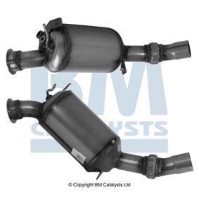 BM11112H Sot- / partikelfilter, avgassystem BM CATALYSTS originalkvalite