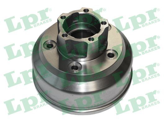 LPR: Original Bremstrommel 7D0696 ()