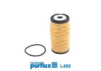 L460 Ölfilter PURFLUX Erfahrung