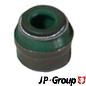 Kupte a vyměňte Tesnici krouzek, drik ventilu JP GROUP 1111352900
