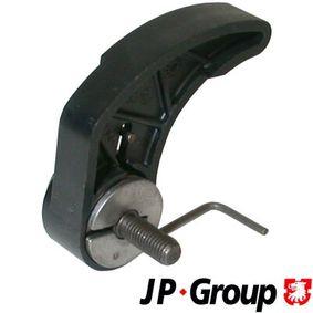 Kupite in zamenjajte Napenjalnik, veriga za pogon in krmiljenje odmikalne gredi JP GROUP 1113150400