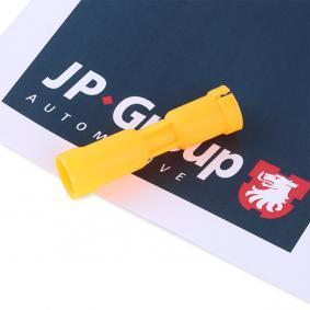 Įsigyti ir pakeisti piltuvas, alyvos lygio matuoklis JP GROUP 1113250500