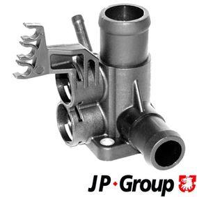 1114501900 JP GROUP vorne Kühlmittelflansch 1114501900 günstig kaufen