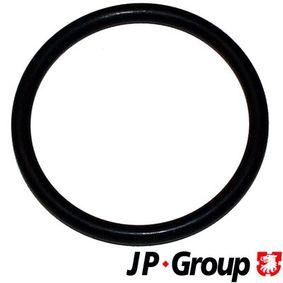 ostke ja asendage Tihend, termostaat JP GROUP 1114650200