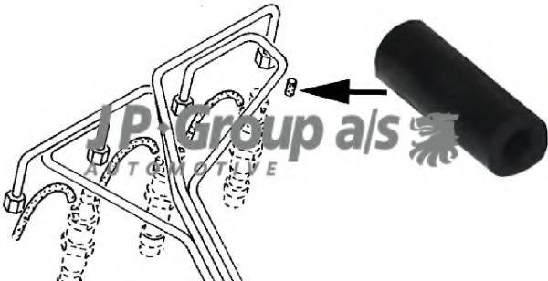 JP GROUP: Original Kraftstoffverteiler 1115550100 ()
