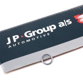 ostke ja asendage Rõngastihend, sissepritseklapp JP GROUP 1115550900