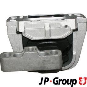 CORTECO Lagerung Motor 80000587 für AUDI SEAT SKODA VW