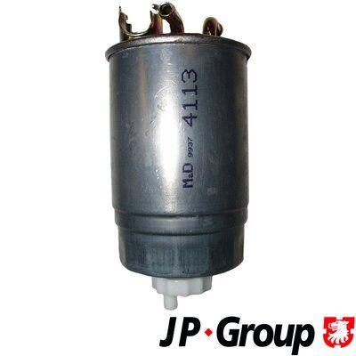 Volkswagen TOUAREG JP GROUP Bränslefilter 1118702900