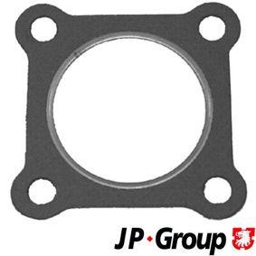 Køb og udskift Pakning, udstødningsrør JP GROUP 1121100600