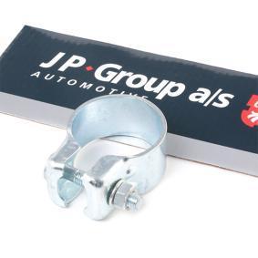 Įsigyti ir pakeisti vamzdžių sujungimas, išmetimo sistema JP GROUP 1121400600