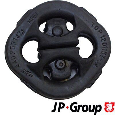JP GROUP Holder, exhaust system 1121602900