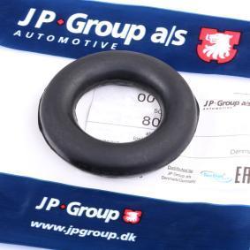 Køb og udskift Holder, udstødning JP GROUP 1121603500