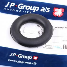 Aγοράστε και αντικαταστήστε τα Στήριγμα, σιλανσιέ JP GROUP 1121603500