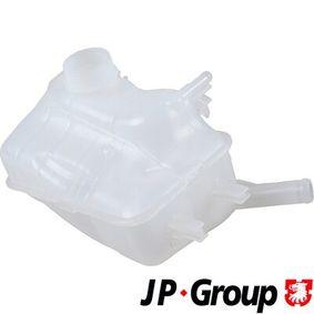 Aγοράστε και αντικαταστήστε τα Προσκρουστήρας, σιλανσιέ JP GROUP 1125000400