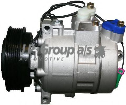 Original JAGUAR Kompressor 1127100500