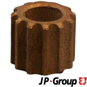 Aγοράστε και αντικαταστήστε τα Σωληνωτός οδηγός, συμπλέκτης JP GROUP 1131501000