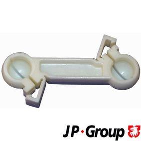 Įsigyti ir pakeisti selektoriaus / pavaros svirtis JP GROUP 1131601700