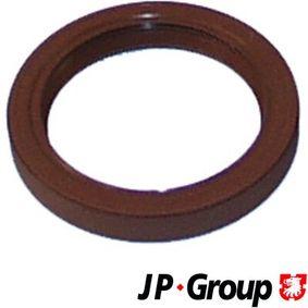 Kúpte a vymeňte Tesniaci krúżok hriadeľa diferenciálu JP GROUP 1132100500
