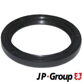 Kúpte a vymeňte Tesniaci krúżok hriadeľa diferenciálu JP GROUP 1132100900
