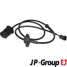 Kúpte a vymeňte Tesniaci krúżok hriadeľa diferenciálu JP GROUP 1132101100