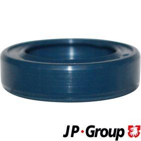 Kupte a vyměňte Tesnici krouzek hridele, hridel prevodovky JP GROUP 1132102000