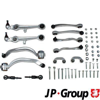 Styrarmssats hjulupphängning 1140100110 JP GROUP — bara nya delar