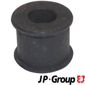 Comprar y reemplazar Casquillo del cojinete, estabilizador JP GROUP 1140450100
