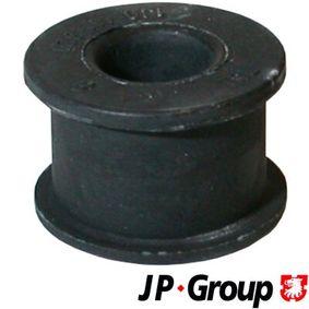 Comprar y reemplazar Casquillo del cojinete, estabilizador JP GROUP 1140600200