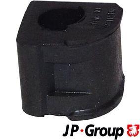 Comprar y reemplazar Casquillo del cojinete, estabilizador JP GROUP 1140600400