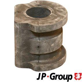 ostke ja asendage Laagripuks, stabilisaator JP GROUP 1140602400
