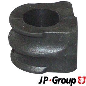 ostke ja asendage Laagripuks, stabilisaator JP GROUP 1140603200
