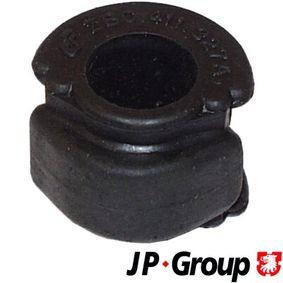 Bronzina cuscinetto, Barra stabilizzatrice JP GROUP 1140604300 comprare e sostituisci