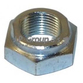 buy and replace Axle Nut, drive shaft JP GROUP 1142000100