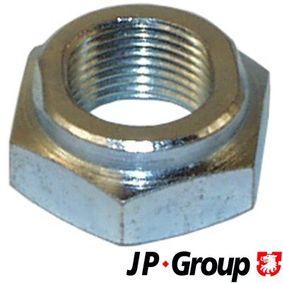 Kupite in zamenjajte matica osi, pogonska gred JP GROUP 1142000100