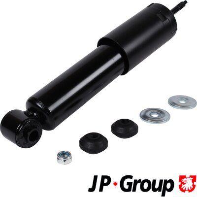 Купете 7D0413031CALT JP GROUP предна ос, газов, Mодул изпарител, ухо отдолу, щифт отдолу Амортисьор 1142101400 евтино