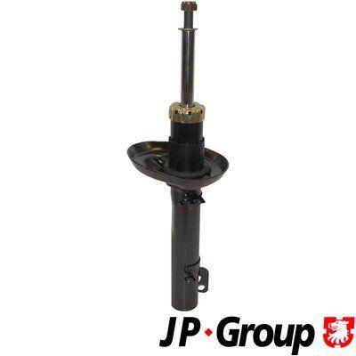 Купете 1J0413031ABALT JP GROUP предна ос, газов, двутръбен, макферсън, отгоре щифт Амортисьор 1142102000 евтино