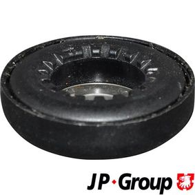 buy and replace Anti-Friction Bearing, suspension strut support mounting JP GROUP 1142450102