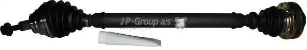 1143105800 JP GROUP Vorderachse rechts Länge: 795mm, Außenverz.Radseite: 36 Antriebswelle 1143102280 günstig kaufen