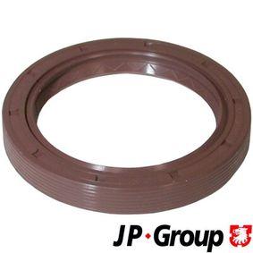 Kúpte a vymeňte Tesniaci krúżok hriadeľa diferenciálu JP GROUP 1144000300