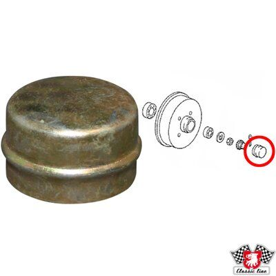 Главина на колело 1151450200 JP GROUP — само нови детайли