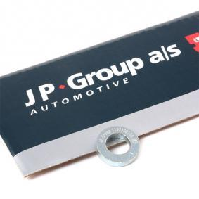 buy and replace Supporting Ring, suspension strut bearing JP GROUP 1152300100