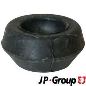 Įsigyti ir pakeisti atraminis žiedas, pakabos statramsčio guolis JP GROUP 1152301500