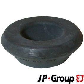 Įsigyti ir pakeisti atraminis žiedas, pakabos statramsčio guolis JP GROUP 1152301600