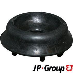 Įsigyti ir pakeisti atraminis žiedas, pakabos statramsčio guolis JP GROUP 1152301800