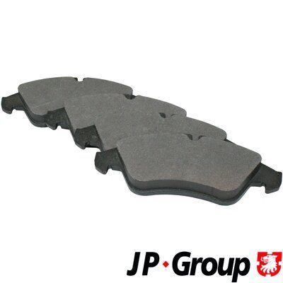Bremsbeläge JP GROUP 1163601510