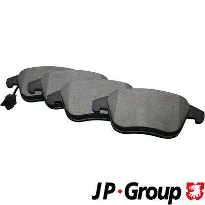 JP GROUP Bremsbelagsatz, Scheibenbremse 1163607210